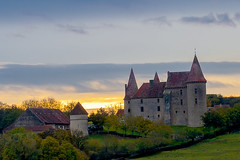 chateau de chassy