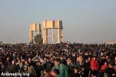 Great March of Return Protest, Gaza Strip, 11.1.2019