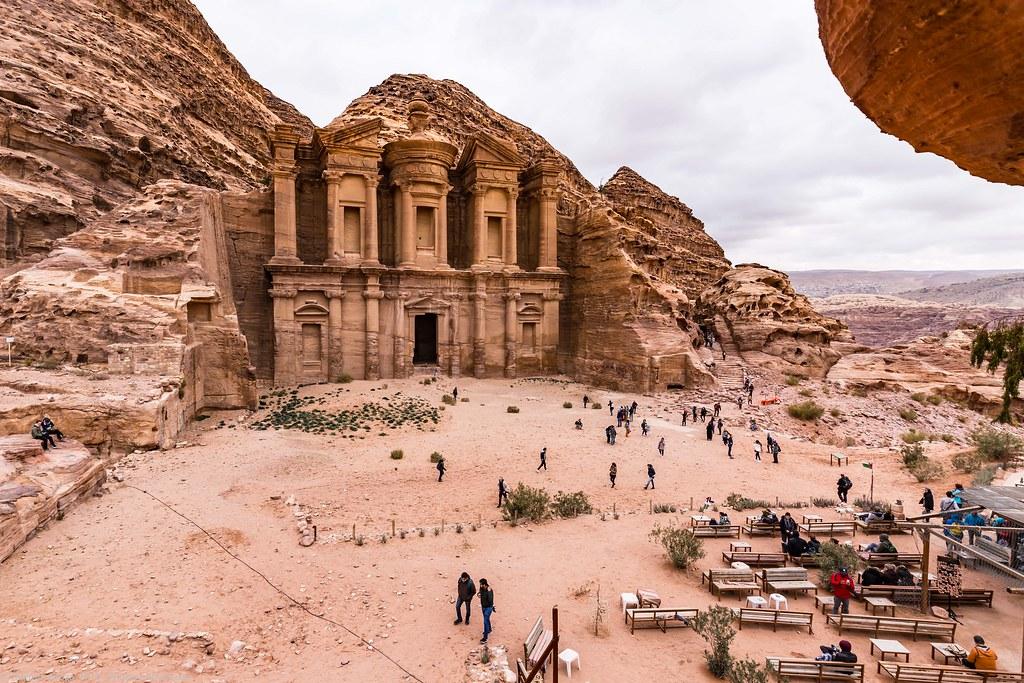 Petra_Iordania 28 dec 18_42_manastirea med