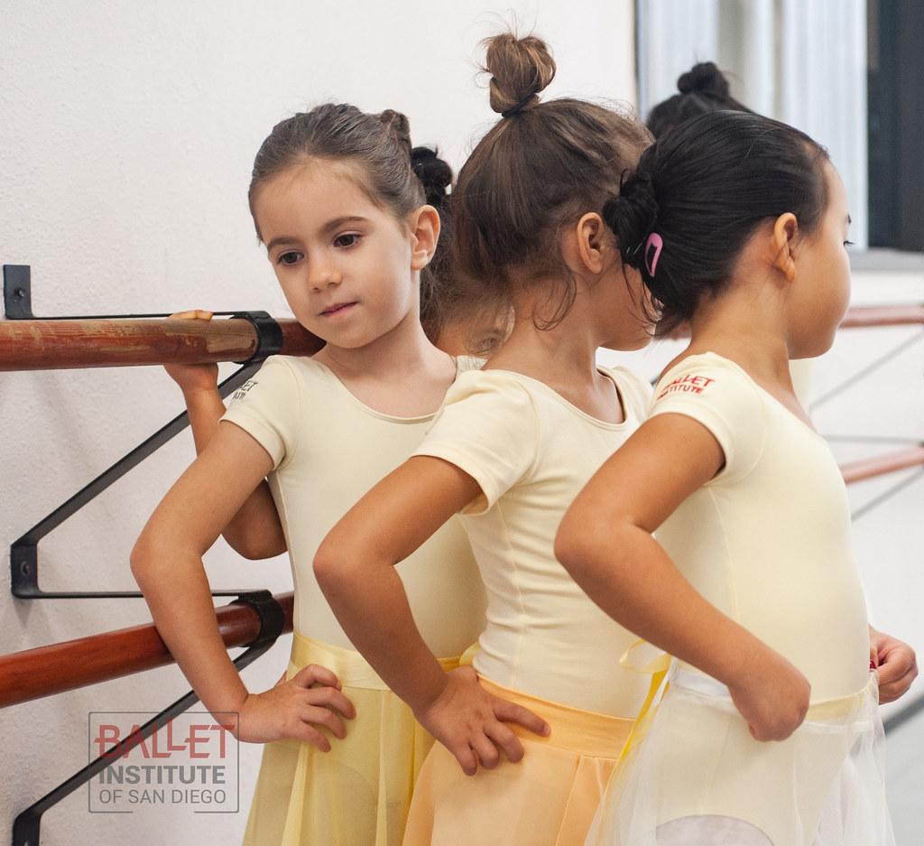 Creative Ballet. Age 3.5-5