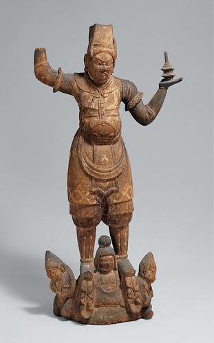 Image 3 - Tobatsu Bishamonten The Met