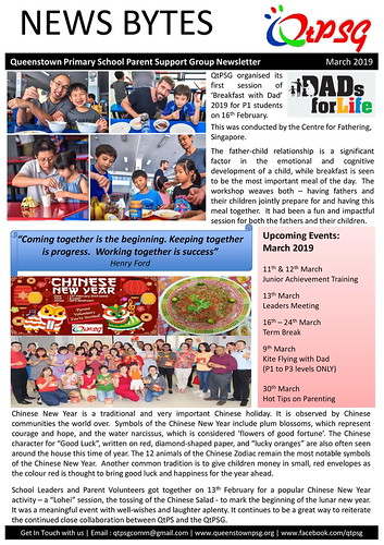 03 QtPSG NewsBytes Mar 2019 | by QtPSG Admin