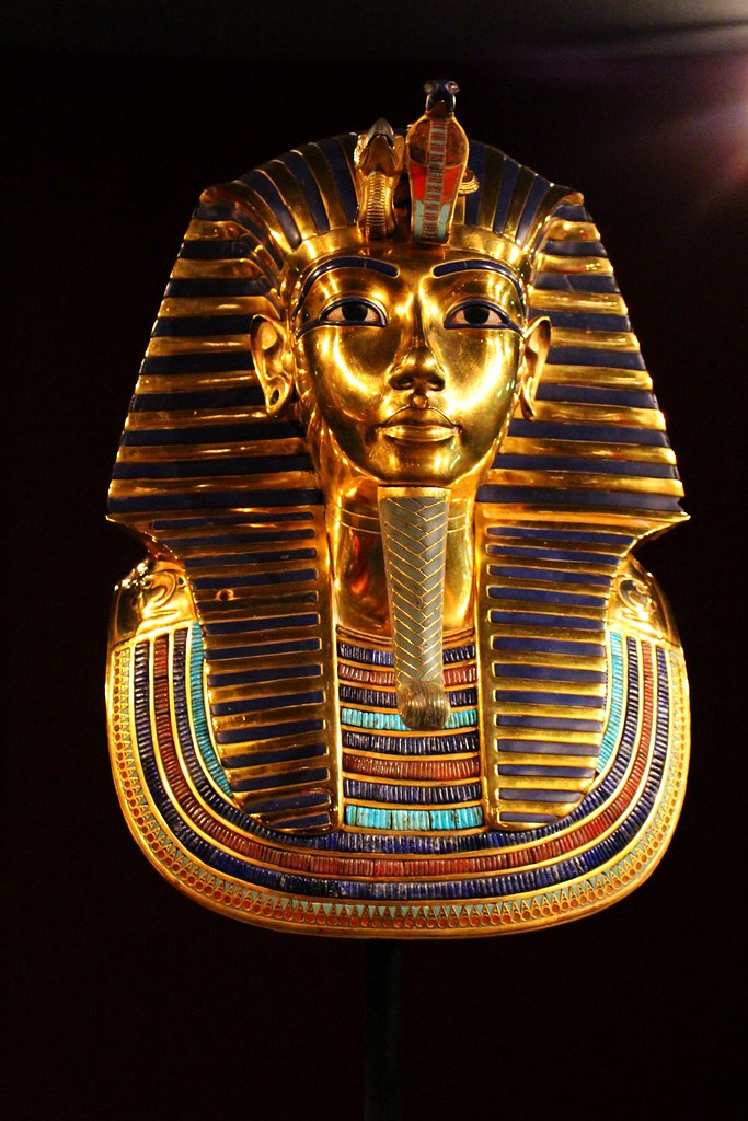Mask of Tutankhamun / Маската на Тутанкамон