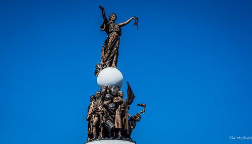 2018 - Mexico - Puebla - Monumento a La Independencia - 1 of 2