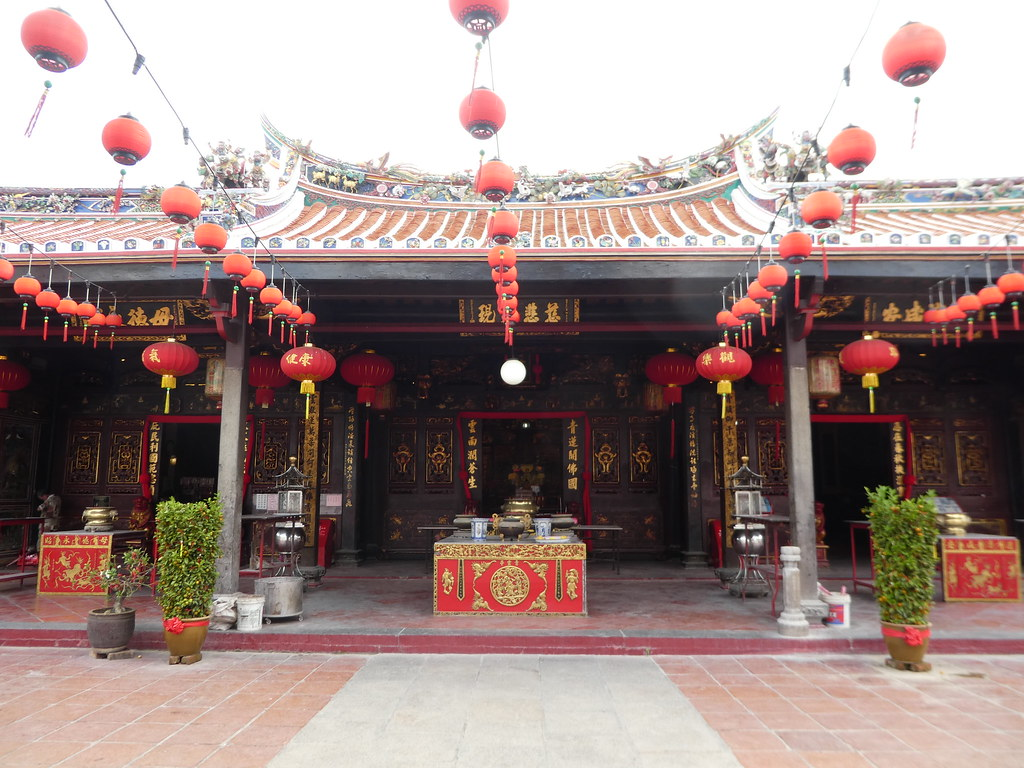 Temple of Chen Hoon, Malacca