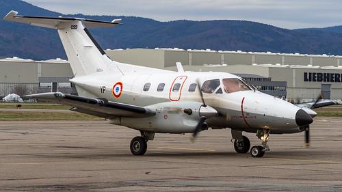 Embraer EMB-121 Xingu 099/YP Armée de l'Air