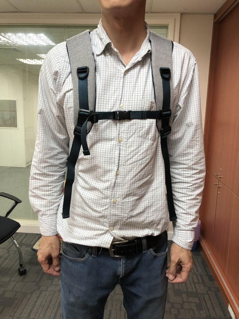 《FX Creations》WEA-17吋AGS回彈減壓電腦背包 (39)