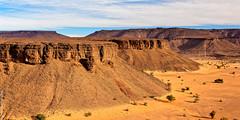 Canyon (Adrar, Mauritanie)