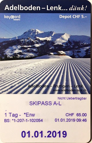 Skipass Schweiz