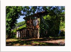 la vielle cabane