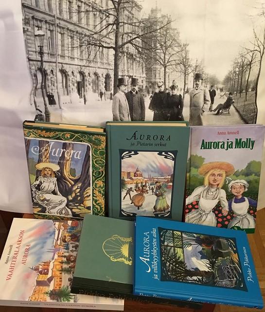 Aurora-kirjat