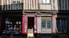 Bernay (Eure, Fr) - La boutique du bouquiniste