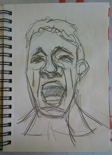 Picture about anger
