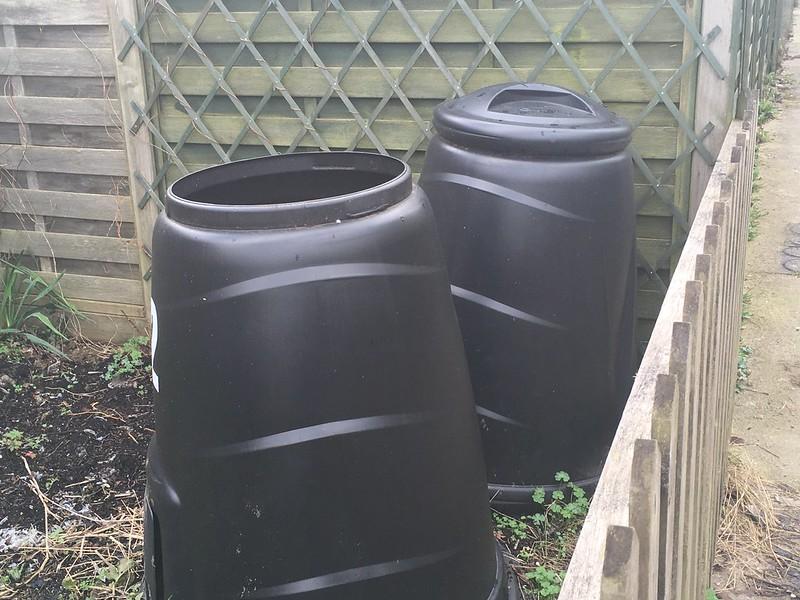 Dalek composters