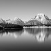 Jackson Lake, Grand Teton National Park. October, 2018. by Guillermo Esteves