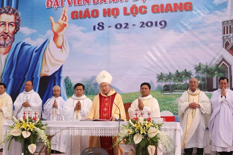 Giáo họ Lộc Giang