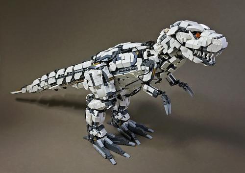 LEGO Mecha Tyrannosaur Mk2-03