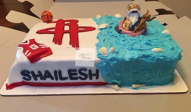 Cake by Mamatha Kumar of Quick Treats
