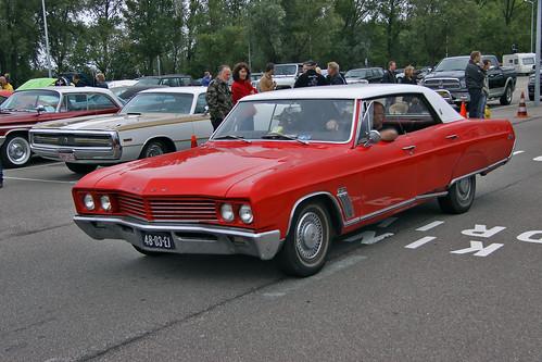 Buick Skylark Hardtop Sedan 1967 (6447)