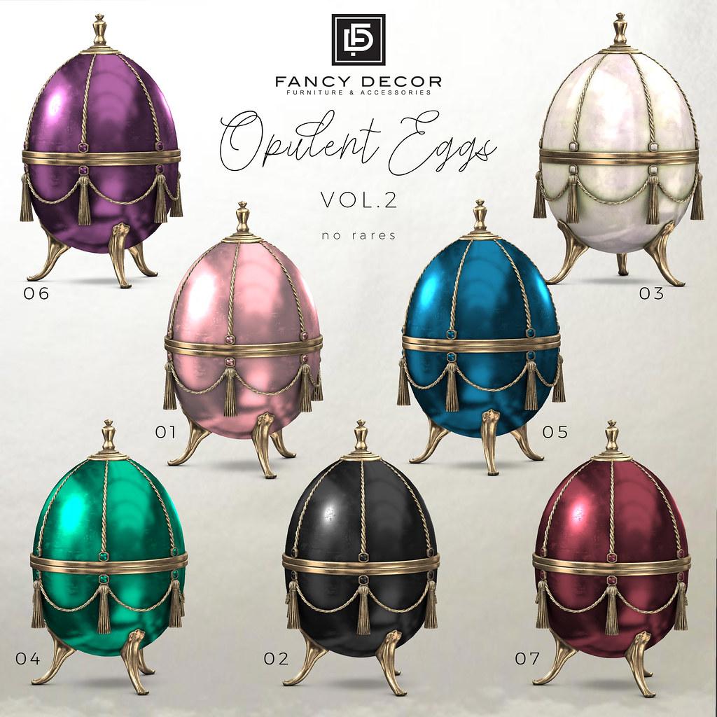 Opulent Eggs vol. 2