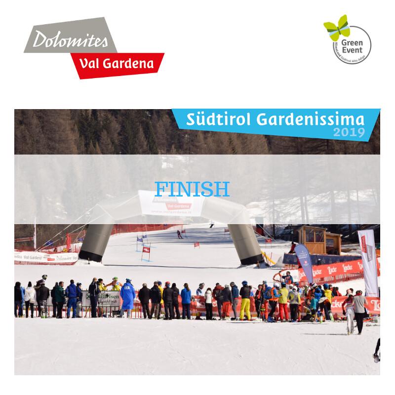 ARRIVO Südtirol Gardenissima 2019