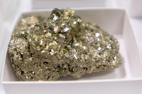Pyrite or