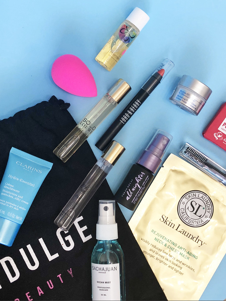 indulge Beauty skincare