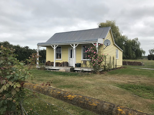 Country cottage, Temuka