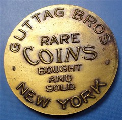 JMS Guttag Coin Week 1923 rev