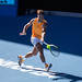 Nadal at the 2019 Australian Open