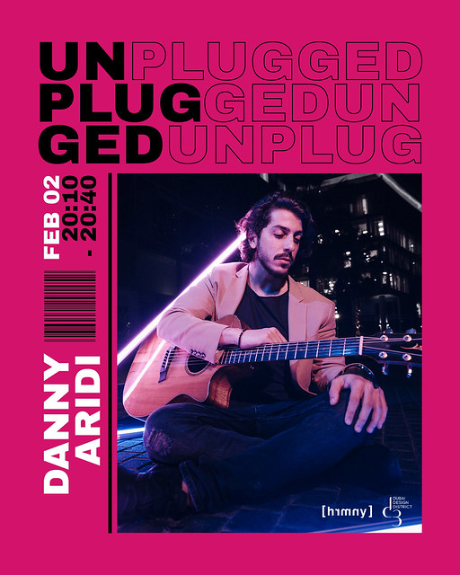 HRMNY UNPLUGGED - INDIVIDUAL - Danny