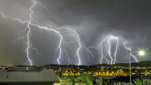 Composite lightning