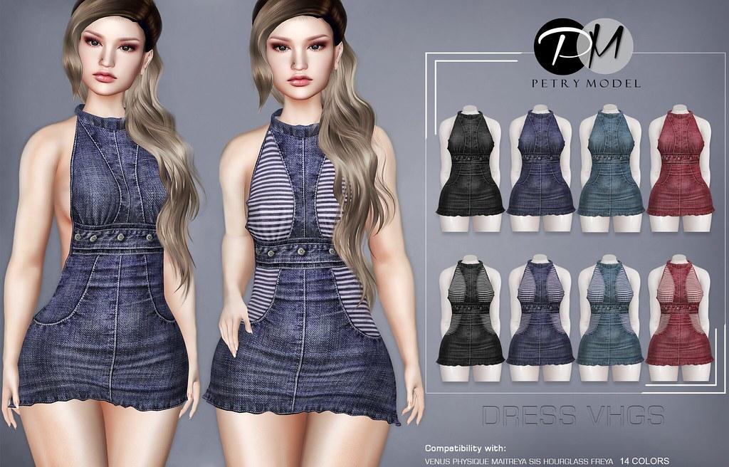 Dress VHGS - TeleportHub.com Live!