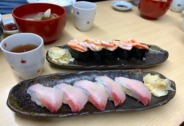 Tsukiji fish market 2018 20