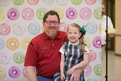 Donuts with Dad May 2018