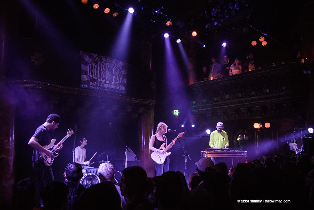 Men I Trust @ Great American Music Hall, SF 2/26/19