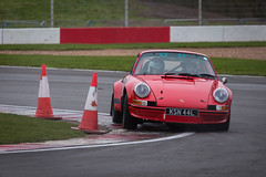 Donington Stages Rally at Donington Park (Mar 2019)