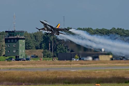 F16 Belgian Air-Force