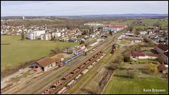 20190312 SNCF/TER X 76500, Cercy-la-Tour - Photo of Verneuil