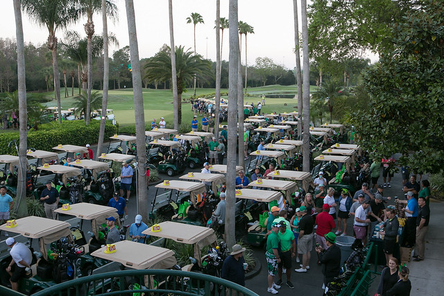 2019 St. Patrick's Day Golf Open