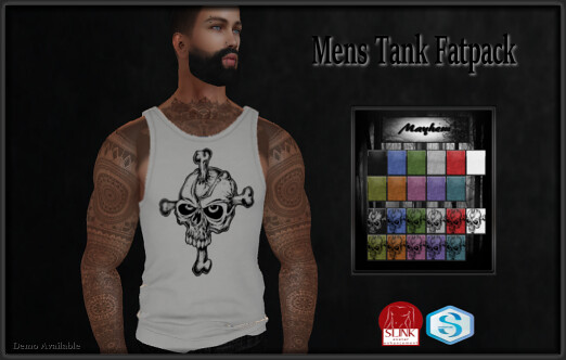 Mayhem Mens Tank