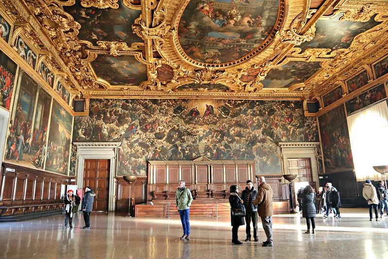 Palazzo Ducale - Veneza - Itália