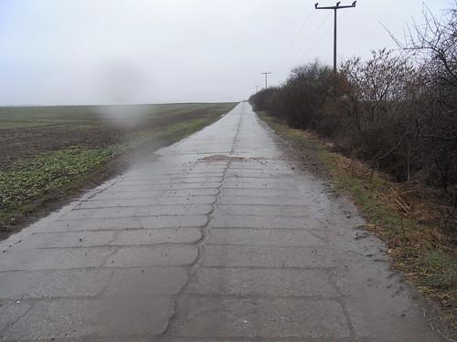 20100317 0204 186 Jakobus Weg Feld braun Regen