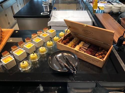 "Sunday brunch in the beautiful ""Chedi Hotel"" Andermatt"
