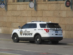 Amtrak Police Ford Police Interceptor Utility
