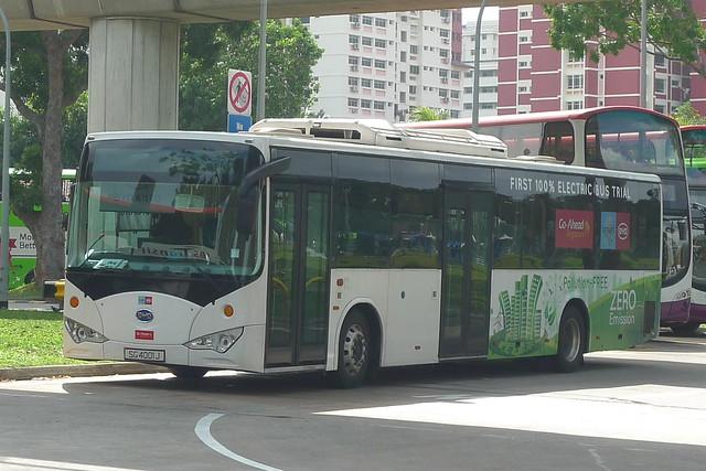 SG4001J Off Service