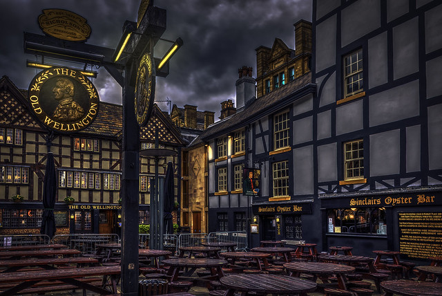 The Old Wellington Inn