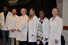 UMB Nursing White Coat Ceremony S201914