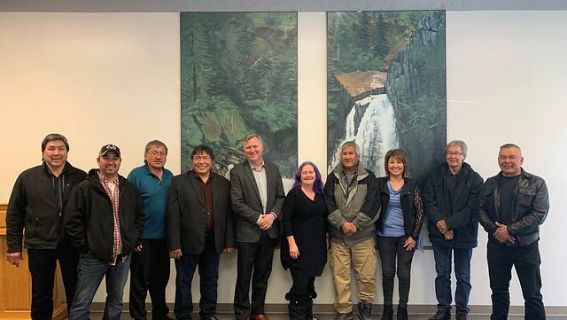 Dene Tha' First Nation on course for clean water