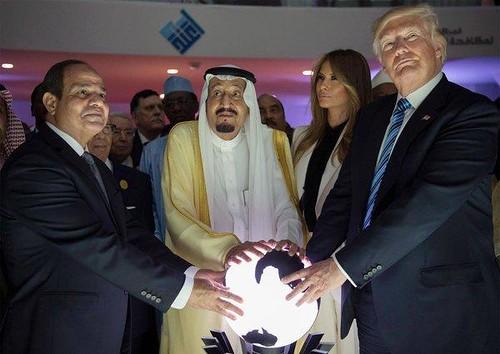 Trump's Secret Saudi Nuclear Tech Transfer